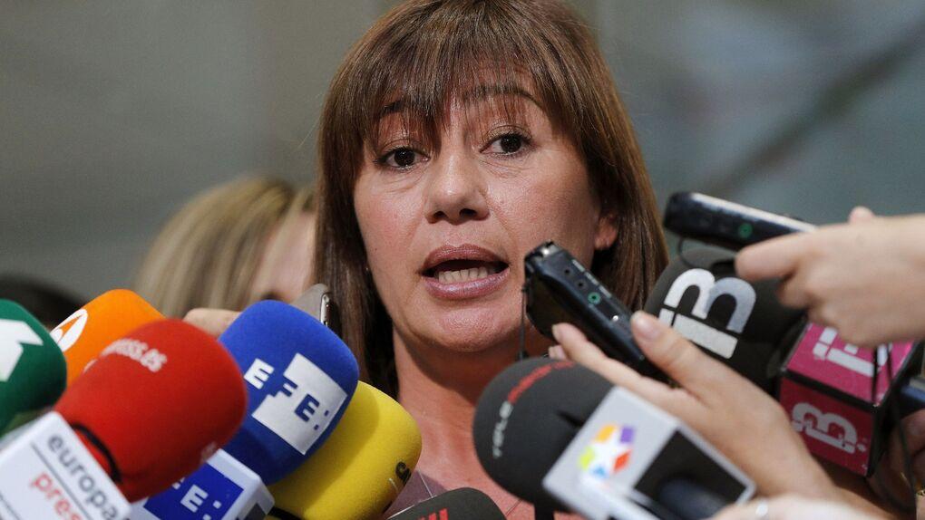 "Armengol señala a Madrid como ""lastre"" para la apertura balear al turismo"