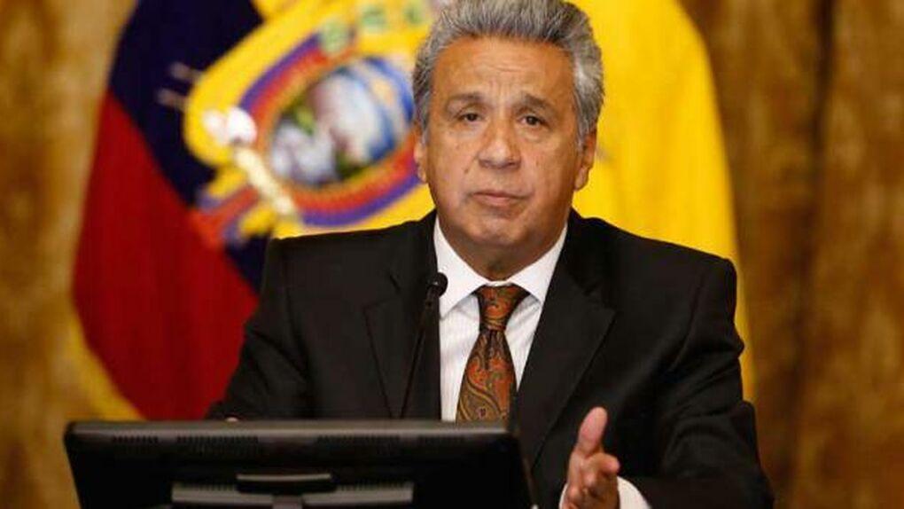 El presidente de Ecuador declara el toque de queda en Quito