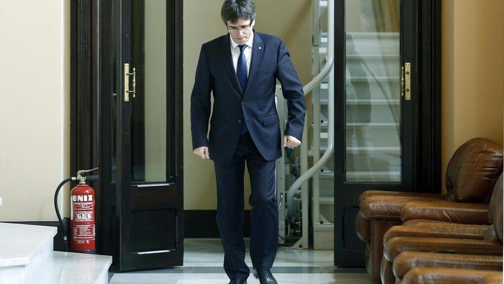 Puigdemont ningunea a ERC y vincula los indultos a la llegada de los fondos y la presión de la UE