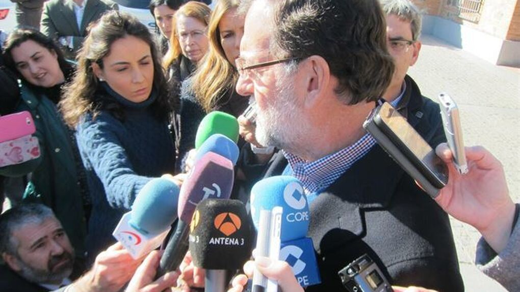 Mariano Rajoy guarda silencio: esperará al Comité Ejecutivo para desvelar el nombre de su jefe de campaña