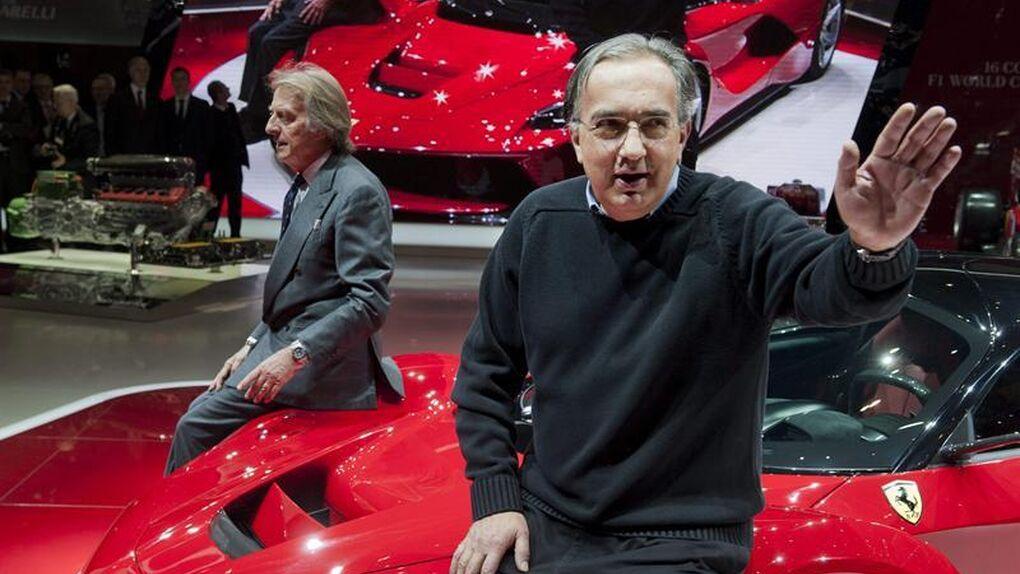Muere Sergio Marchionne, el exconsejero delegado  que sacó de la crisis a Fiat