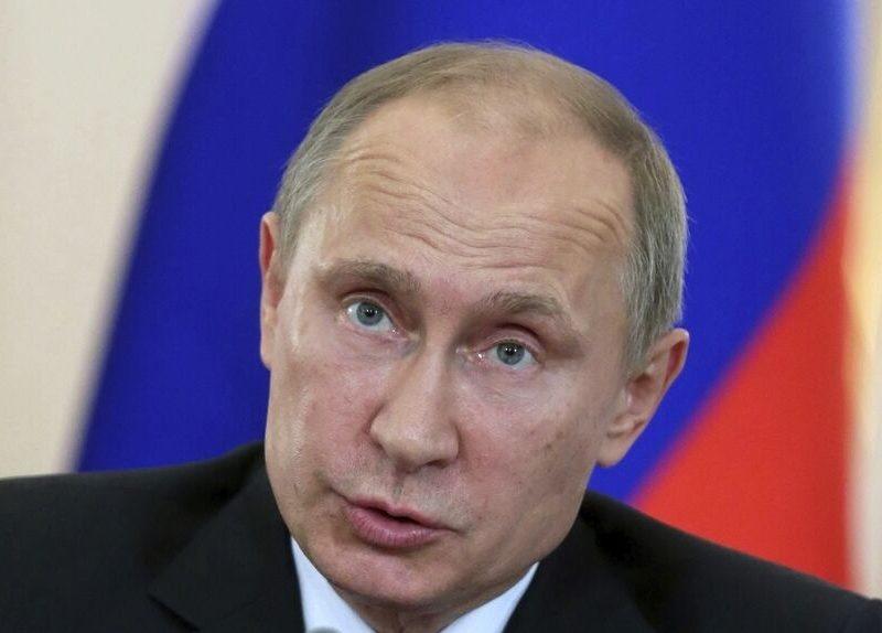 Putin recibe la primera dosis de la vacuna contra el coronavirus