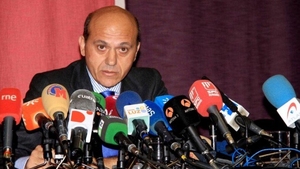 El expresidente del Sevilla, José María del Nido