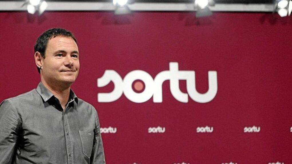 El presidente de Sortu, condenado a dos años de cárcel por integración en grupo terrorista
