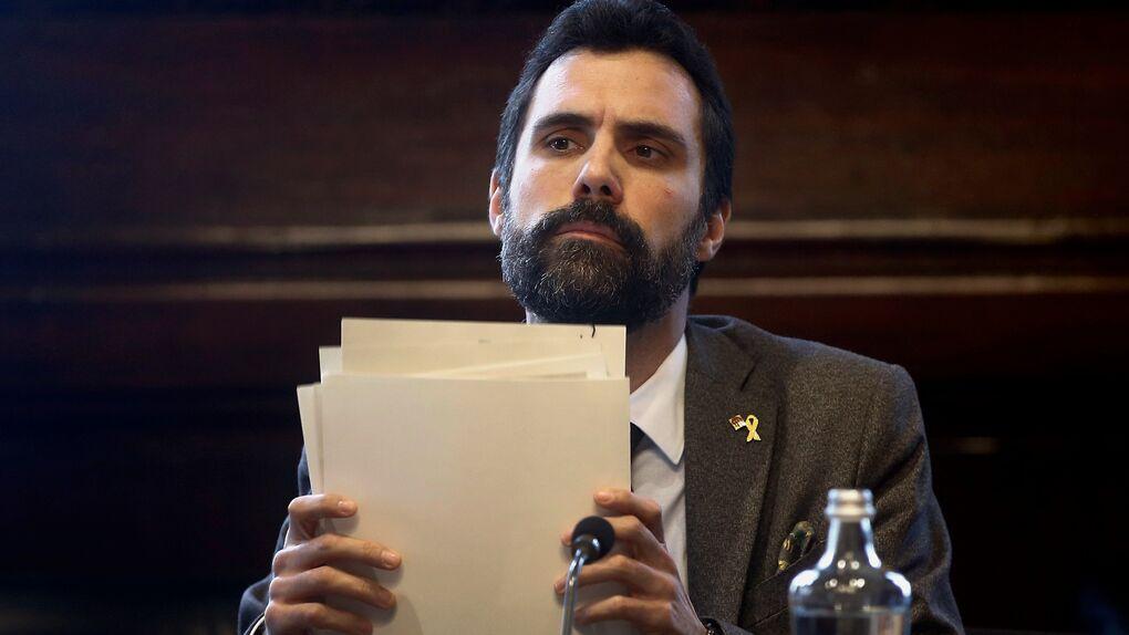 Los servicios secretos españoles disponen del programa que espió a Torrent