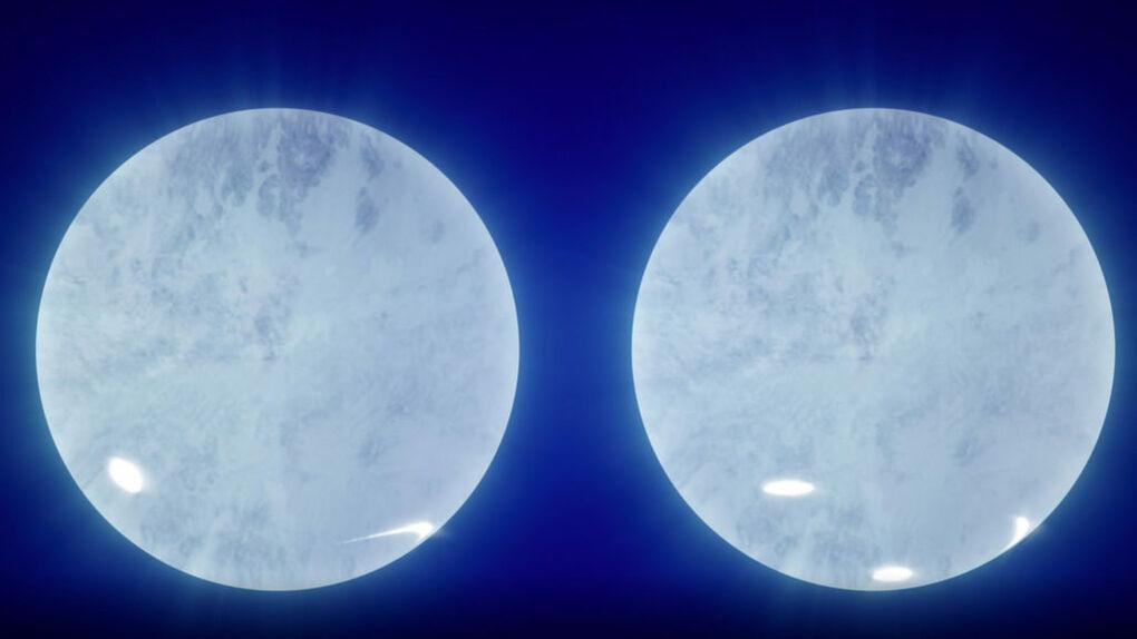 El primer mapa de la superficie de un púlsar ofrece nuevas sorpresas