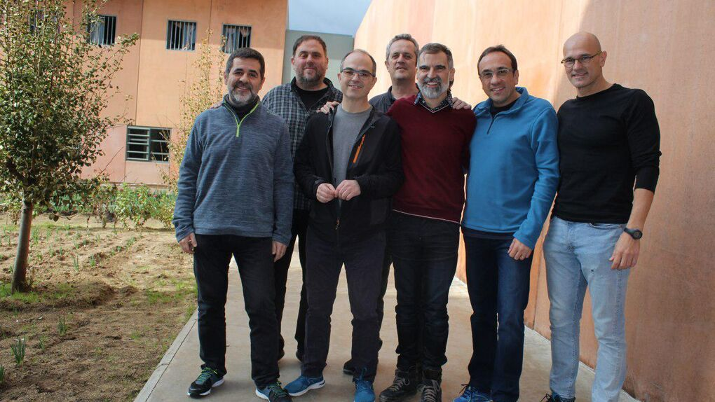 De la 'vía Urdangarín' al 100.2: todas las opciones de los líderes del 'procés' para salir pronto de prisión