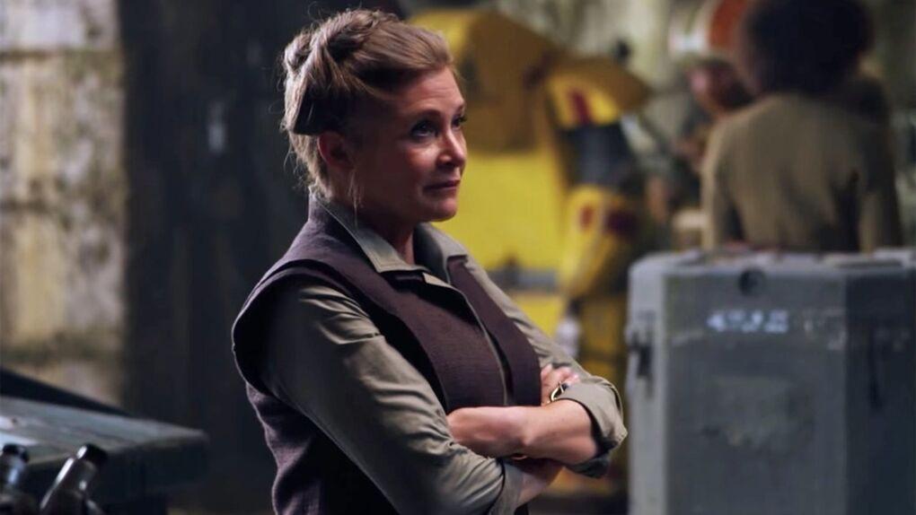 Las otras 'pelis' de una princesa Leia convertida en actriz secundaria