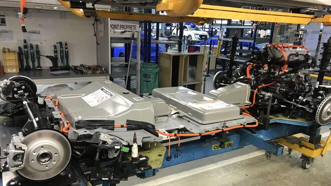 La producción de eléctricos, clave en el futuro de nuestras fábricas.