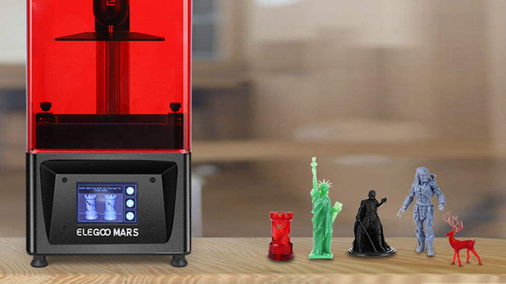 Ya puedes hacerte con tu impresora 3D a un precio asequible
