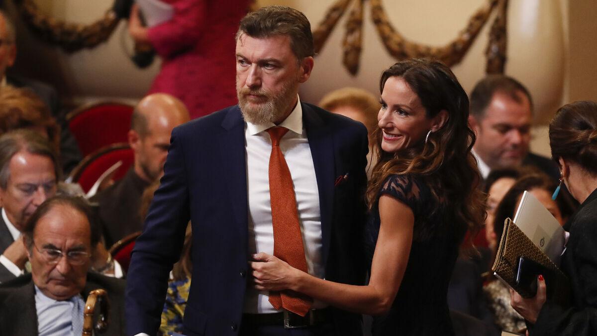 Telma Ortiz, hermana de la reina Letizia, embarazada