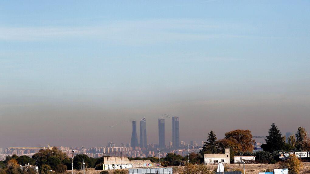 España redujo un 35% sus emisiones de CO2 durante 2020