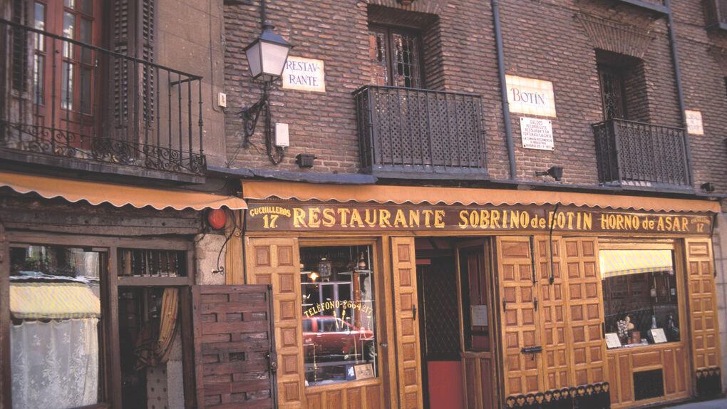 Twitter elige: los restaurantes madrileños con más 'followers'