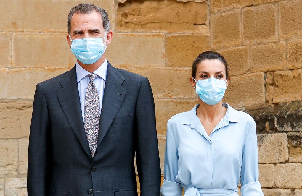 Los reyes Felipe VI y Letizia, muy preocupados (aunque intentan que no se note)