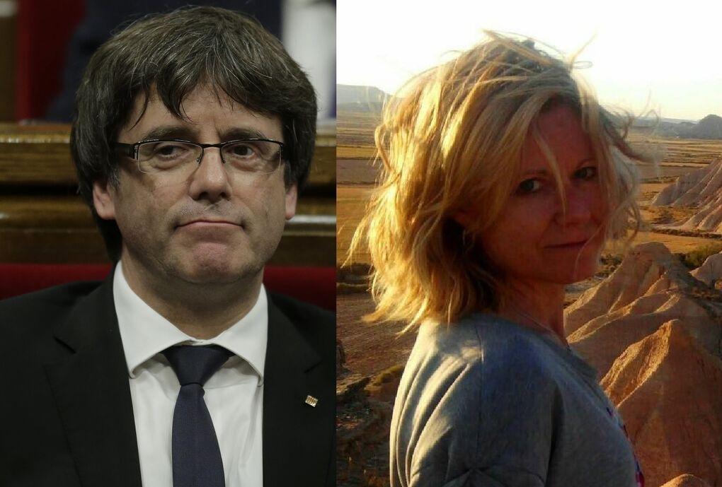 La ruptura sentimental que dejó a Puigdemont tocado y deprimido