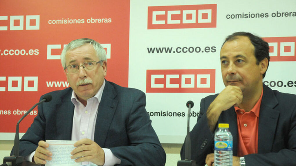 """Toxo (CCOO): """"España necesita un sistema de rentas mínimas garantizadas"""""""