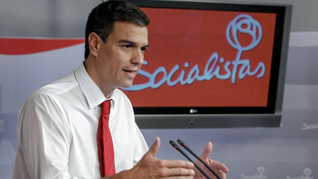 El S.O.S de Pedro Sánchez al PSOE