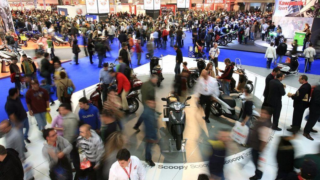 El Salón de la Moto de Barcelona amplía un 40% de superficie: Kymco y BMW se incorporan este año