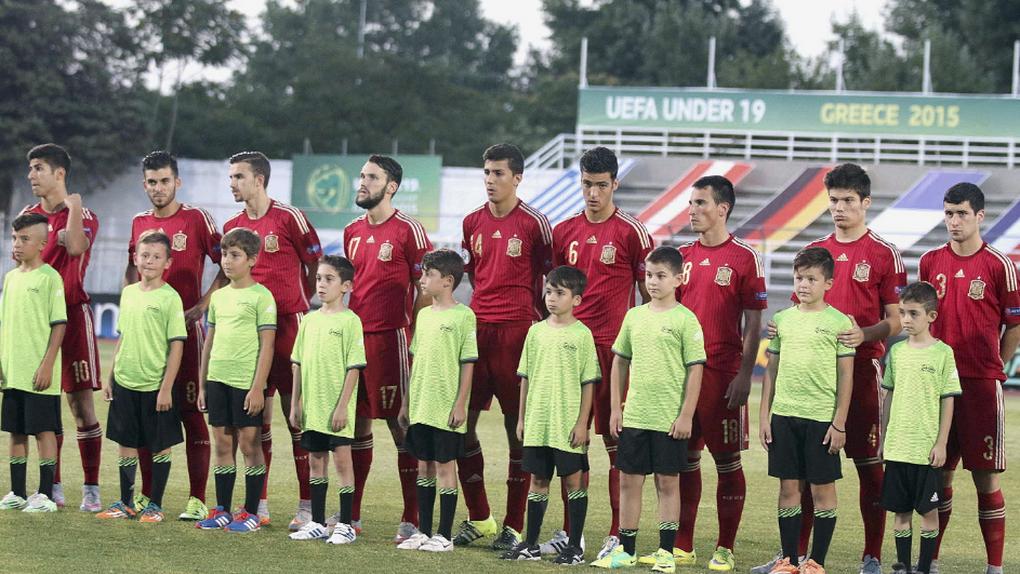 Séptimo título europeo de España Sub-19 con el madridista Asensio al mando