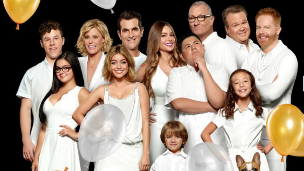 La serie 'Modern Family' se despide el próximo 8 de abril