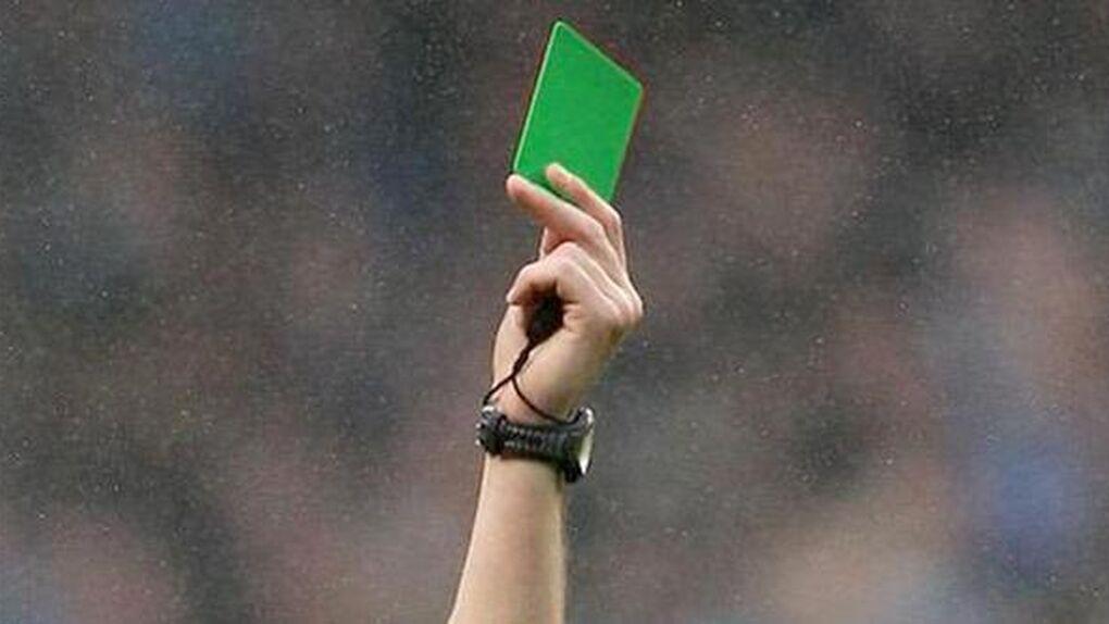 El fútbol profesional incorpora la tarjeta verde en la Serie B italiana