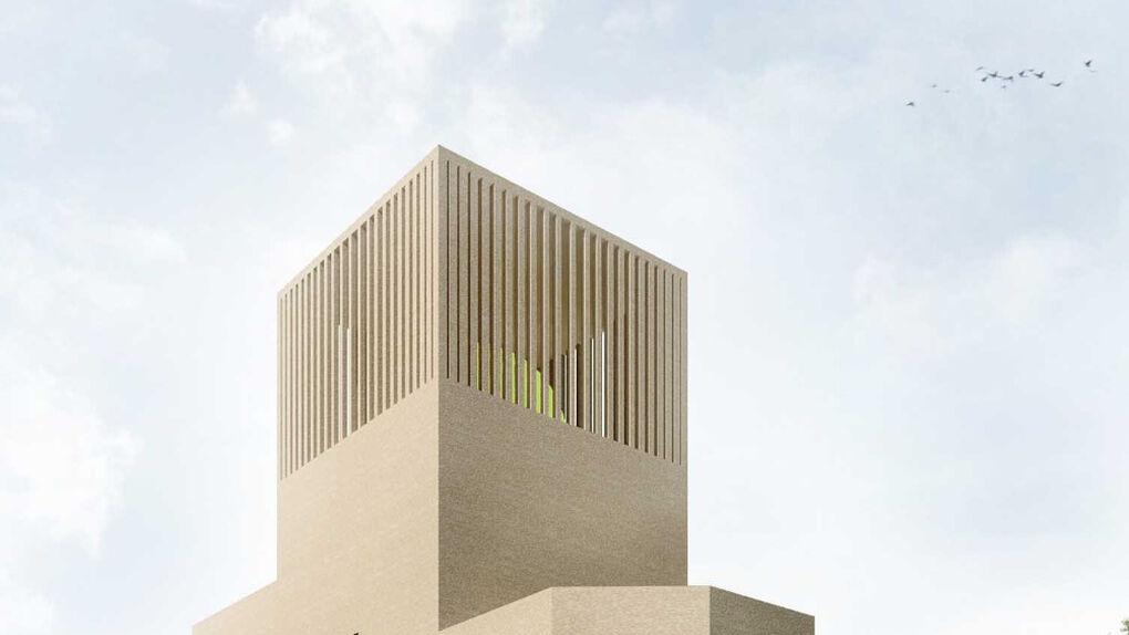 Un templo 'tres en uno' en Berlín