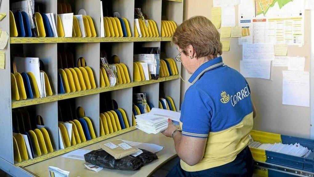 Correos abre el plazo de consulta en el proceso para cubrir 3.381 puestos fijos