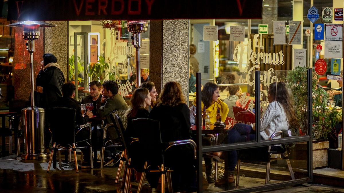 Una treintena de zonas en Madrid tendrán restricciones a la movilidad desde este lunes