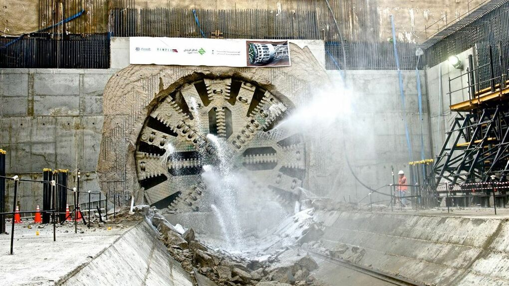 Investigan a un socio de FCC en el consorcio del metro de Riad por posible corrupción