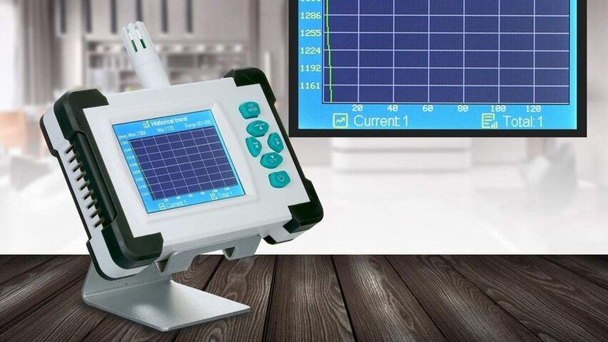 Cómo usar un medidor de calidad de aire en casa para protegerte de la covid-19