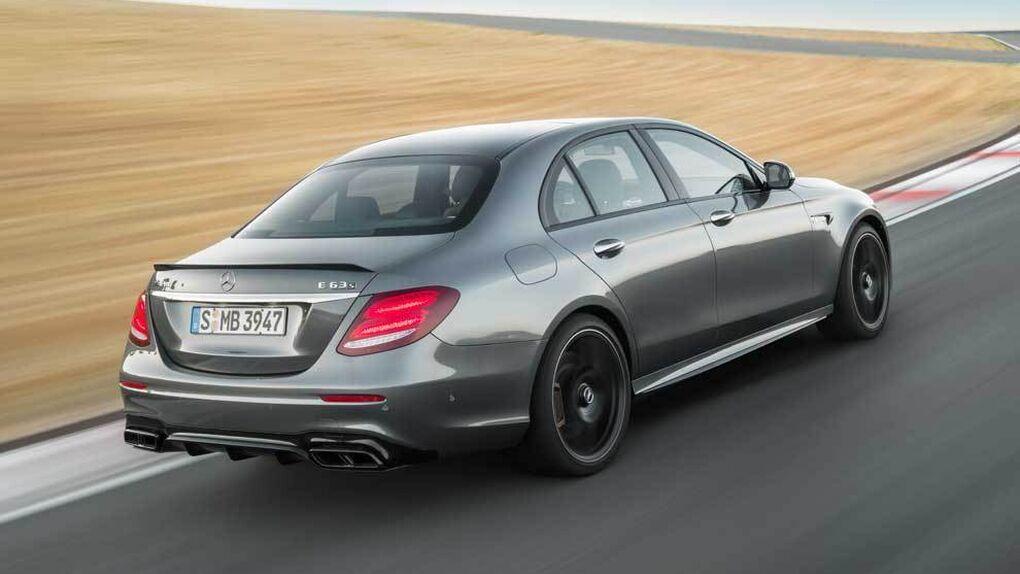 Llegan las versiones más deportivas de la Clase E de Mercedes, desarrolladas por AMG: su rival, en breve, el M5 de BMW