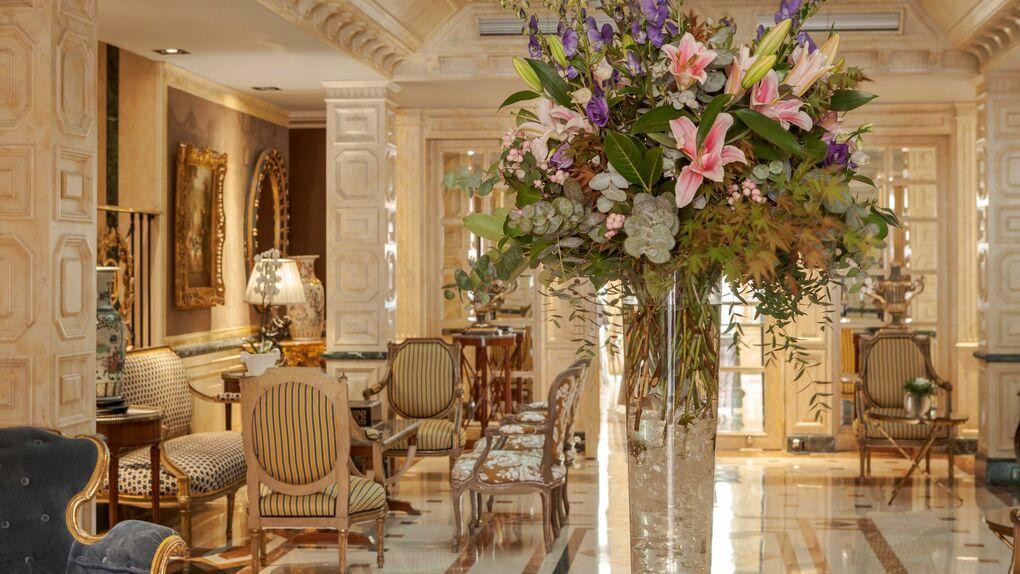 Si te gusta Madrid, el glamour y el lujo, tienes que visitar este hotel