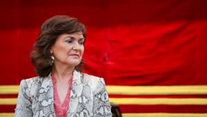 Calvo pide salir del Gobierno ante el ascenso de Iceta y su mala relación con Redondo
