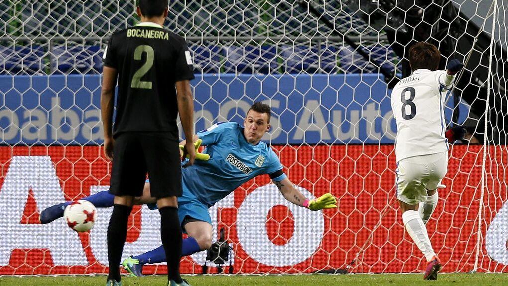 El videoarbitraje ayuda al Kashima Antlers a dar la sorpresa y ya espera al Madrid en la final