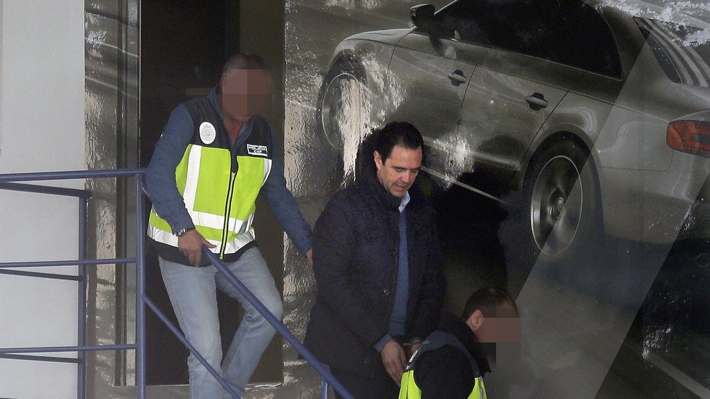 El yerno de la viuda del expresidente de la CAM puede salir de prisión bajo fianza de 150.000 euros