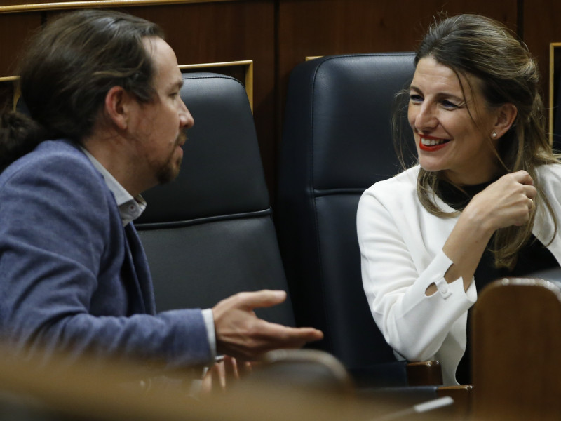 Yolanda Díaz asegura que será la vicepresidenta segunda del Gobierno