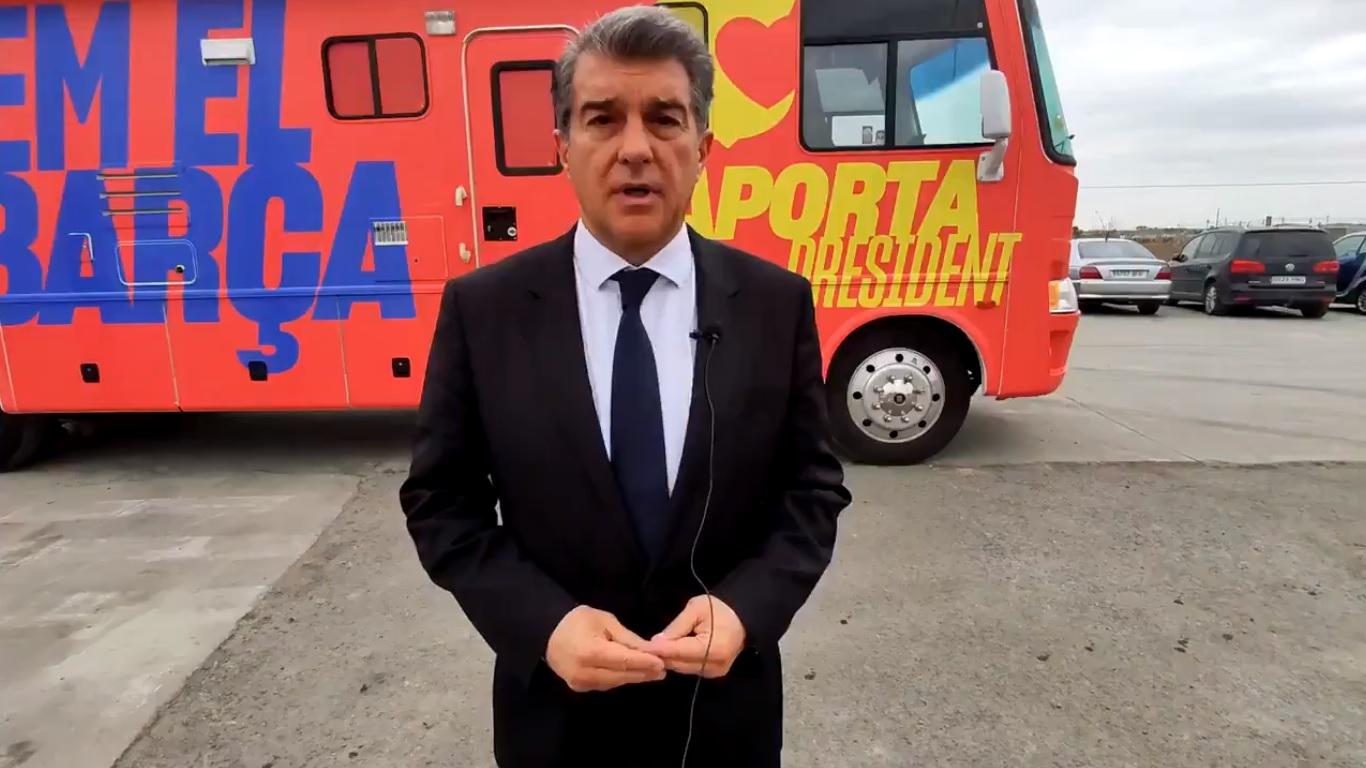 El 'Barçagate', las elecciones y Laporta