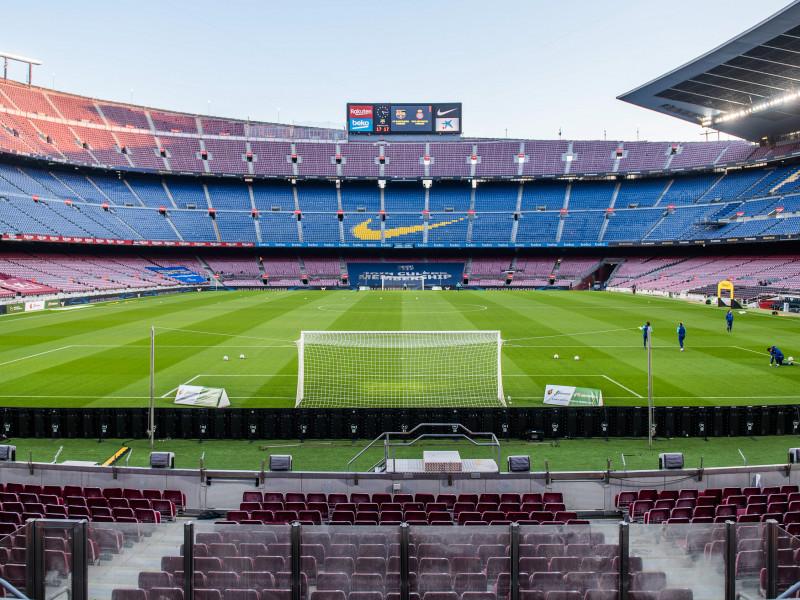 El estadio del FC Barcelona