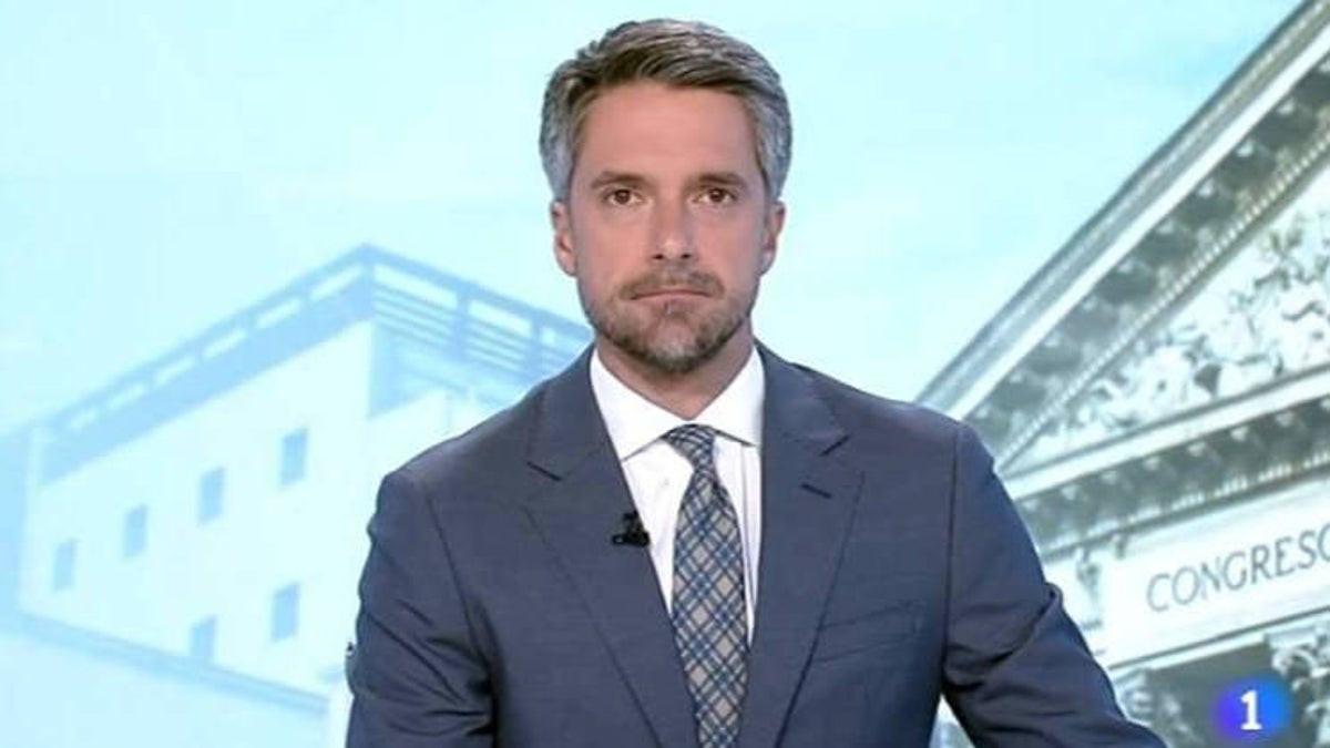 El hundimiento de RTVE: Vicente Vallés ya dobla en audiencia a Carlos Franganillo