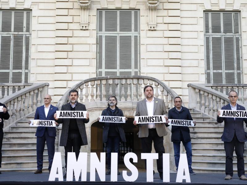 """Fiscalía acusa al Govern de burlar al Supremo para """"vaciar"""" las condenas del 'procés'"""