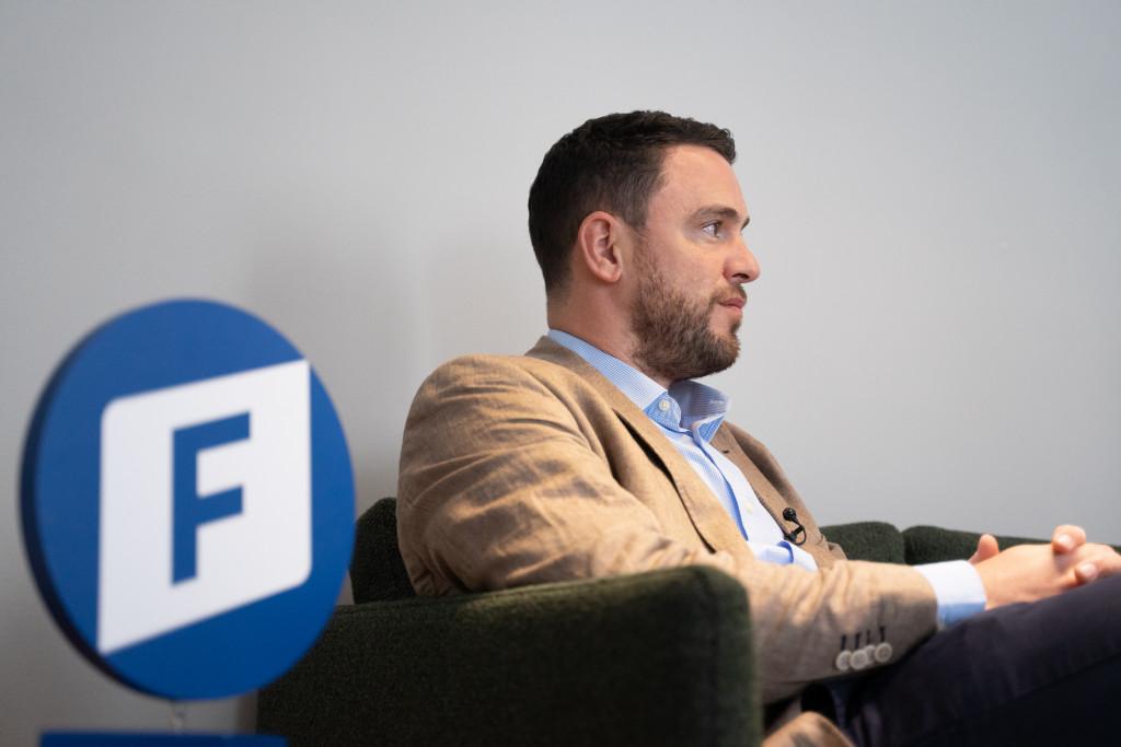 David Vincent Henneberger, director de la Fundación Friedrich Naumann por la Libertad