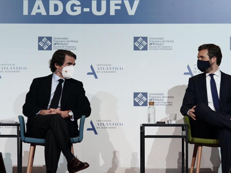 """El PP catalán reniega de Aznar: """"Defender el Majestic es censurar a Casado"""""""