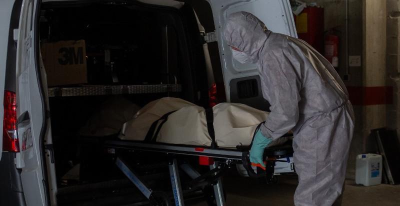 España registra un repunte de muertes por coronavirus, 446 en el último día