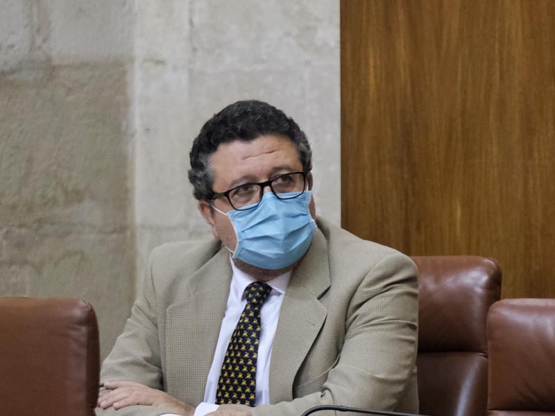 """Hacienda achaca al exlíder de Vox en Andalucía un """"levantamiento patrimonial"""" de 1,37 millones"""