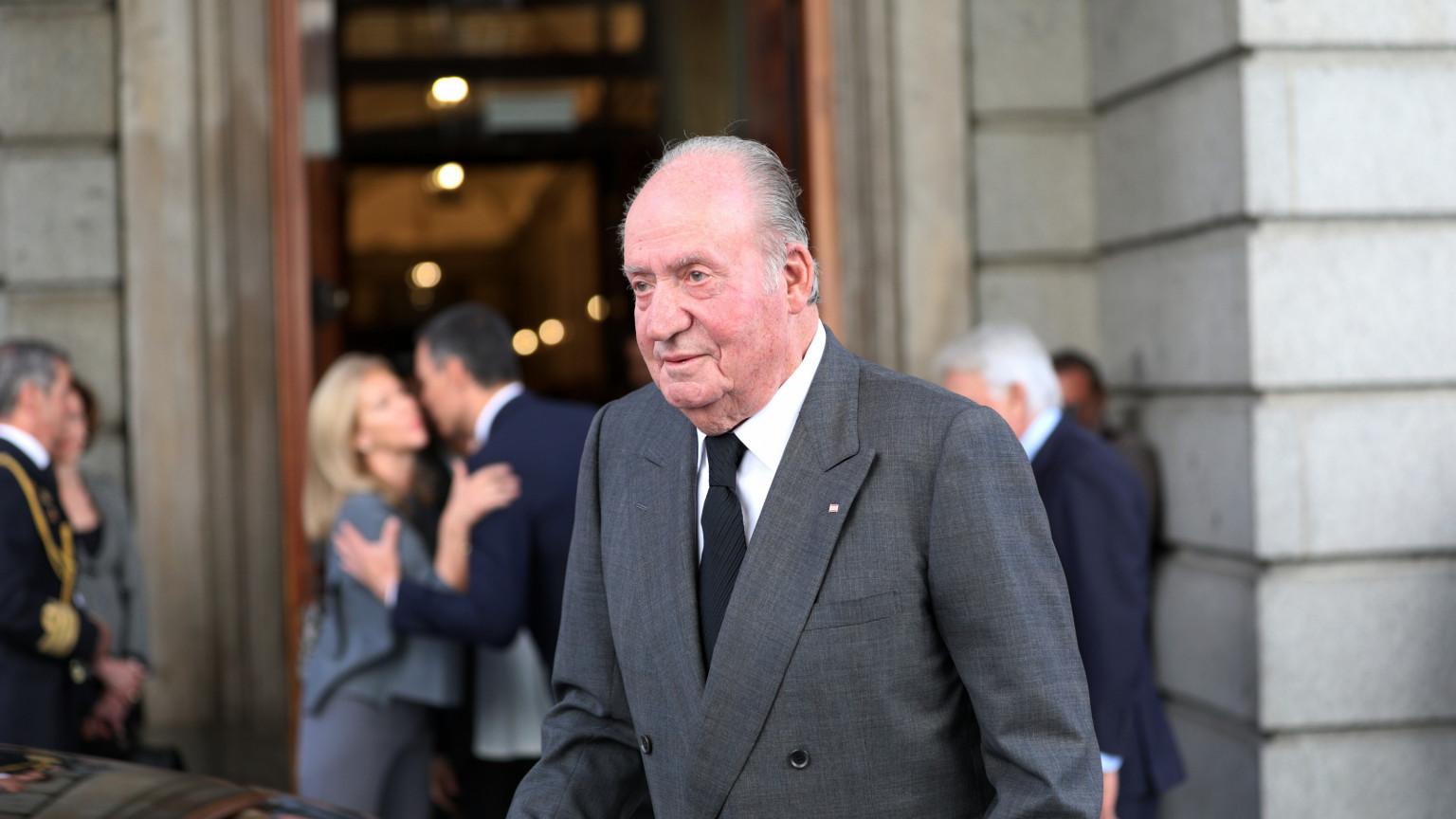 Rey Juan Carlos: no hay dos sin tres