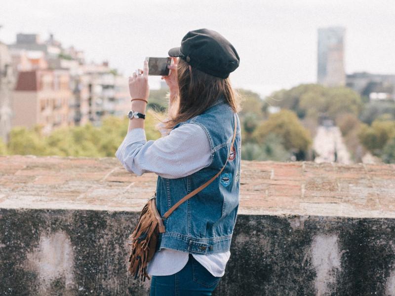 España recibe en enero 432.362 turistas extranjeros, un 89,5 % menos