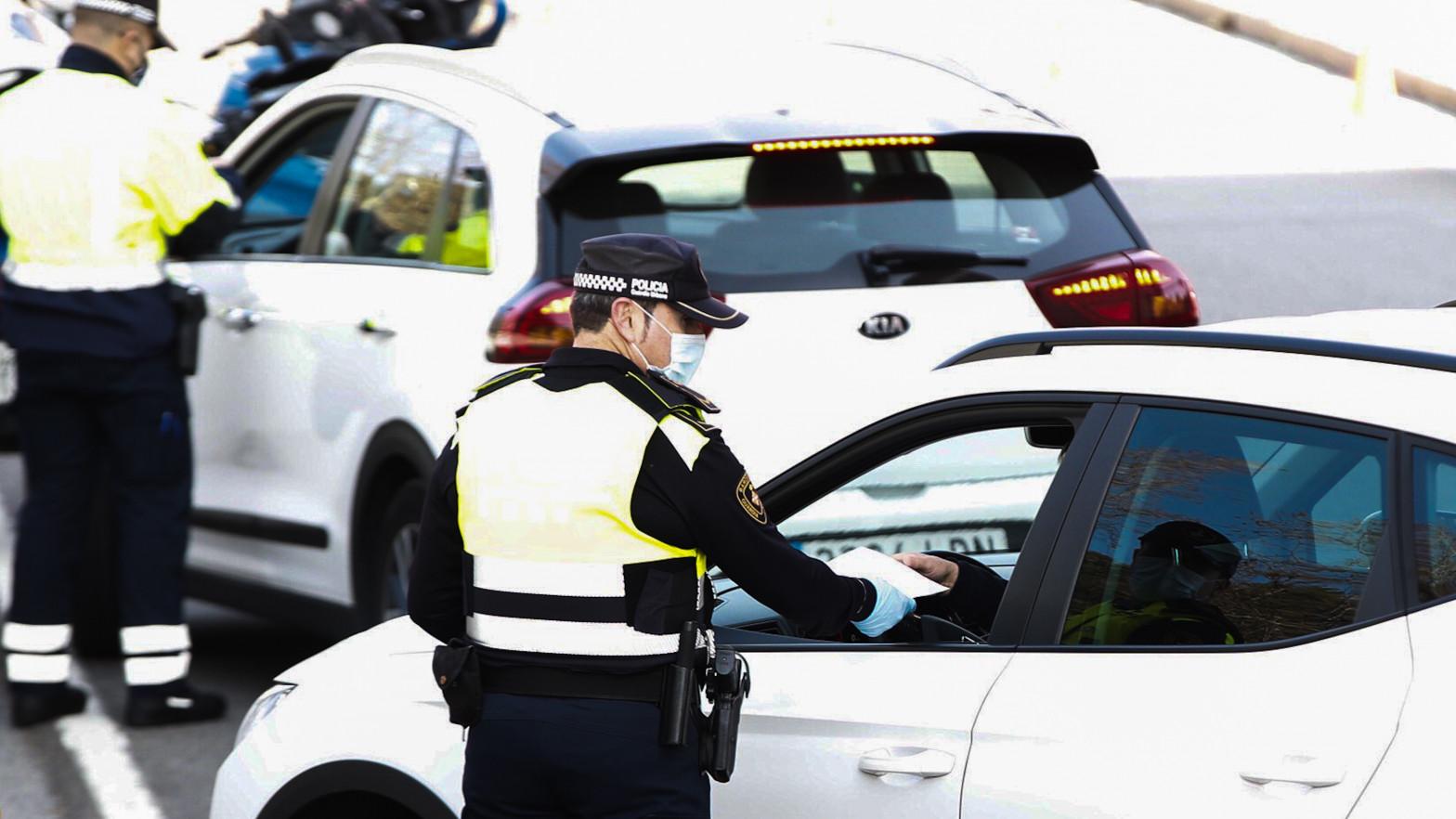 agentes guardia urbana