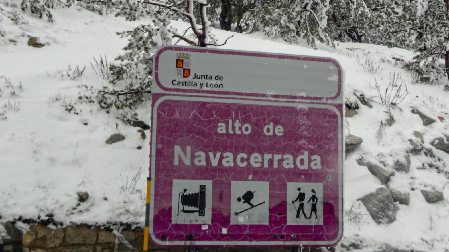 El Gobierno obliga a cerrar tres pistas de esquí de Navacerrada por el cambio climático