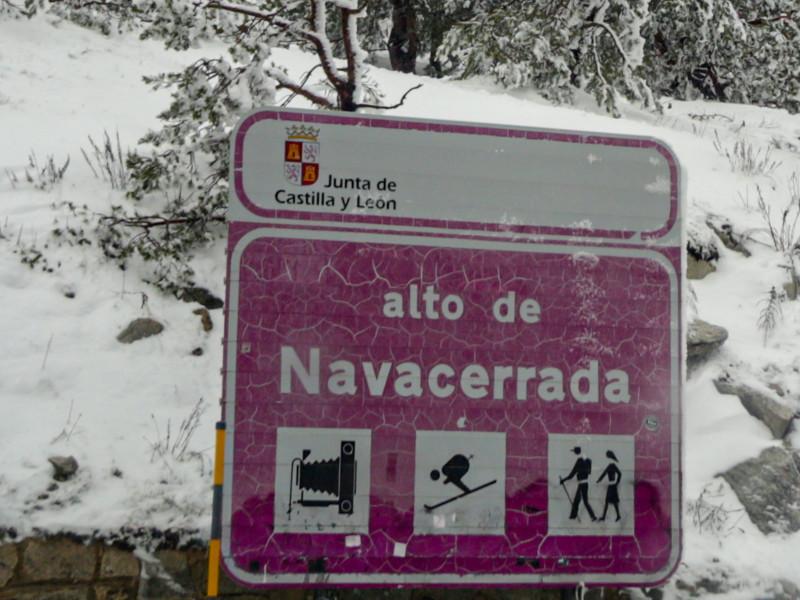 El Gobierno obliga a cerrar tres pistas de esquí de Navacerrada, por el cambio climático y el turismo