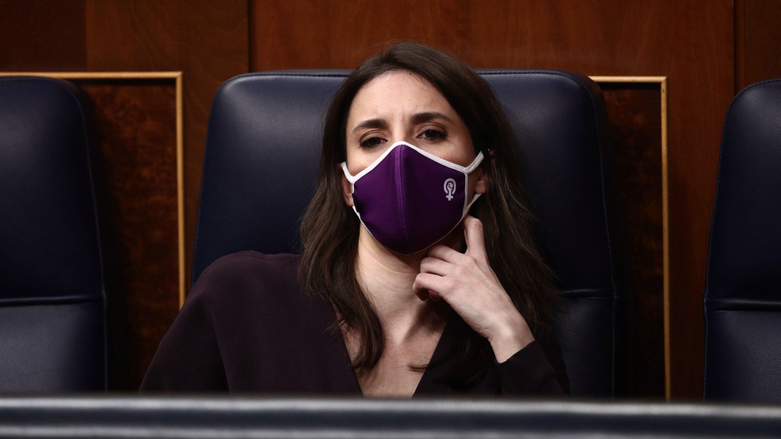 El feminismo de Podemos se divide ante el 'sí el sí' de Irene Montero y las marchas del 8-M